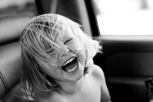 O sorriso